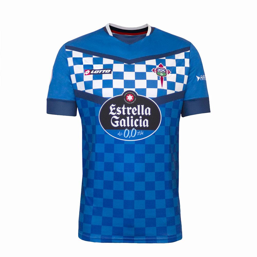 Camiseta RCF- 2ª Equipación Temporada 2021/2022