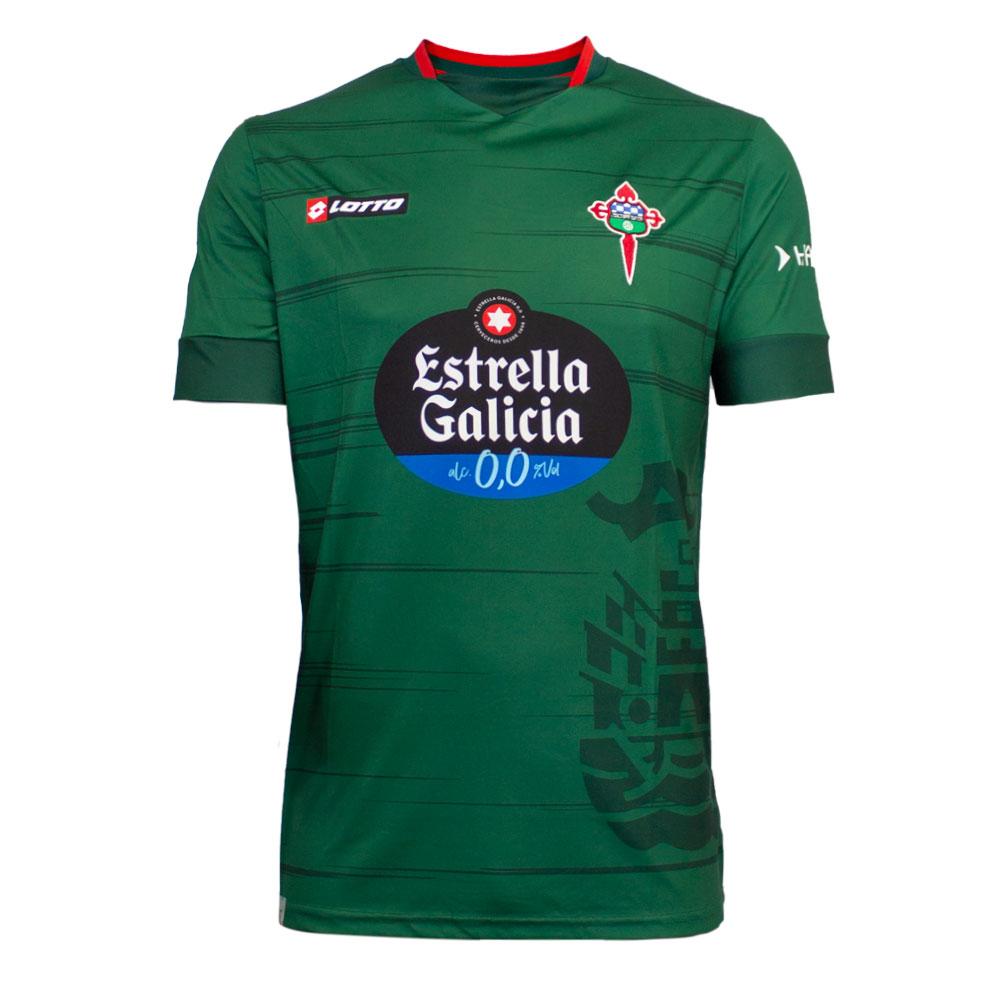 Camiseta RCF- 1ª Equipación Temporada 2021/2022