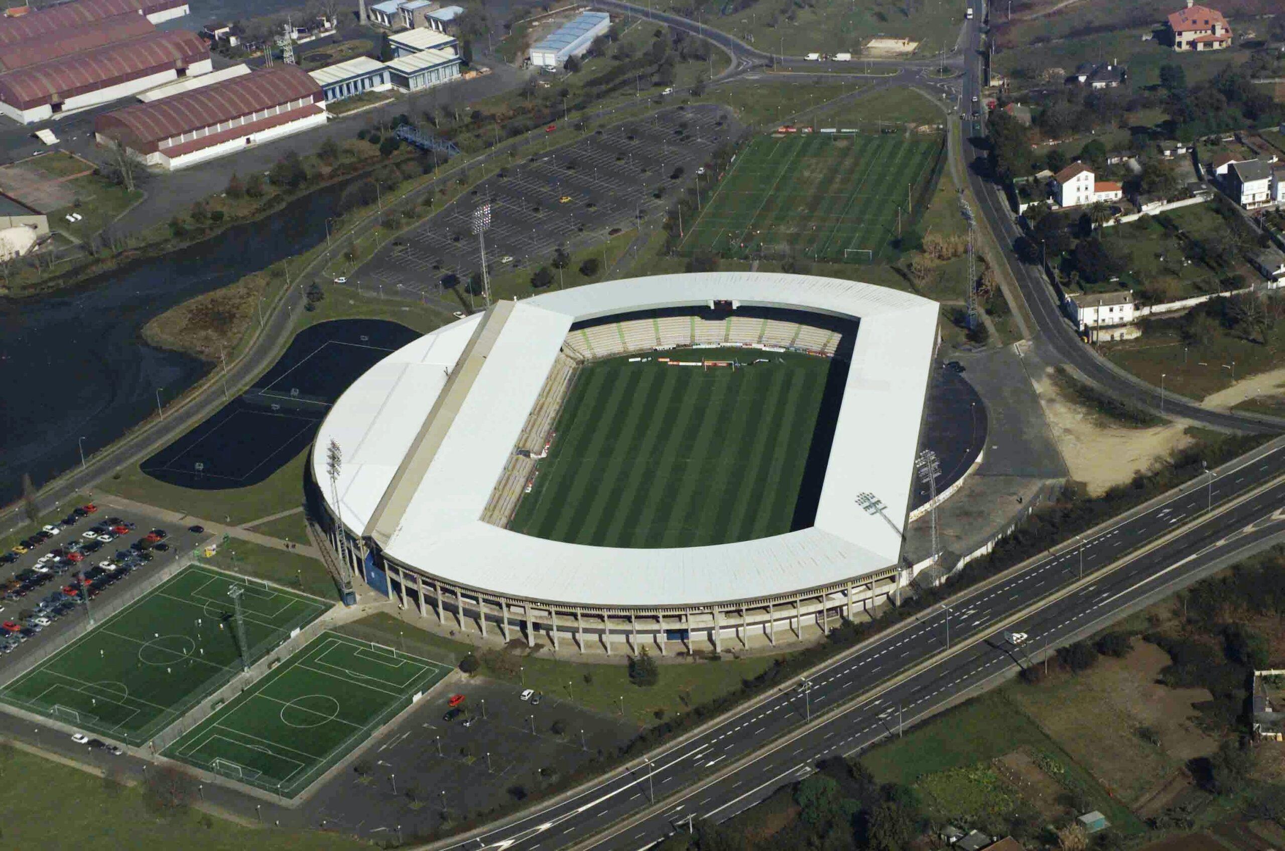 Instalaciones   Racing Club de Ferrol