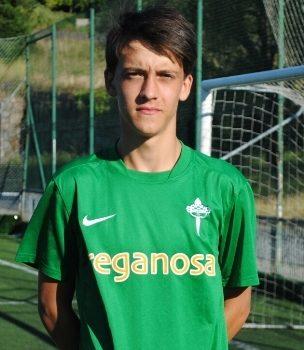 El cadete, Carlos Bacelo, acudirá a un nuevo entrenamiento con la Selección Gallega Sub-16.