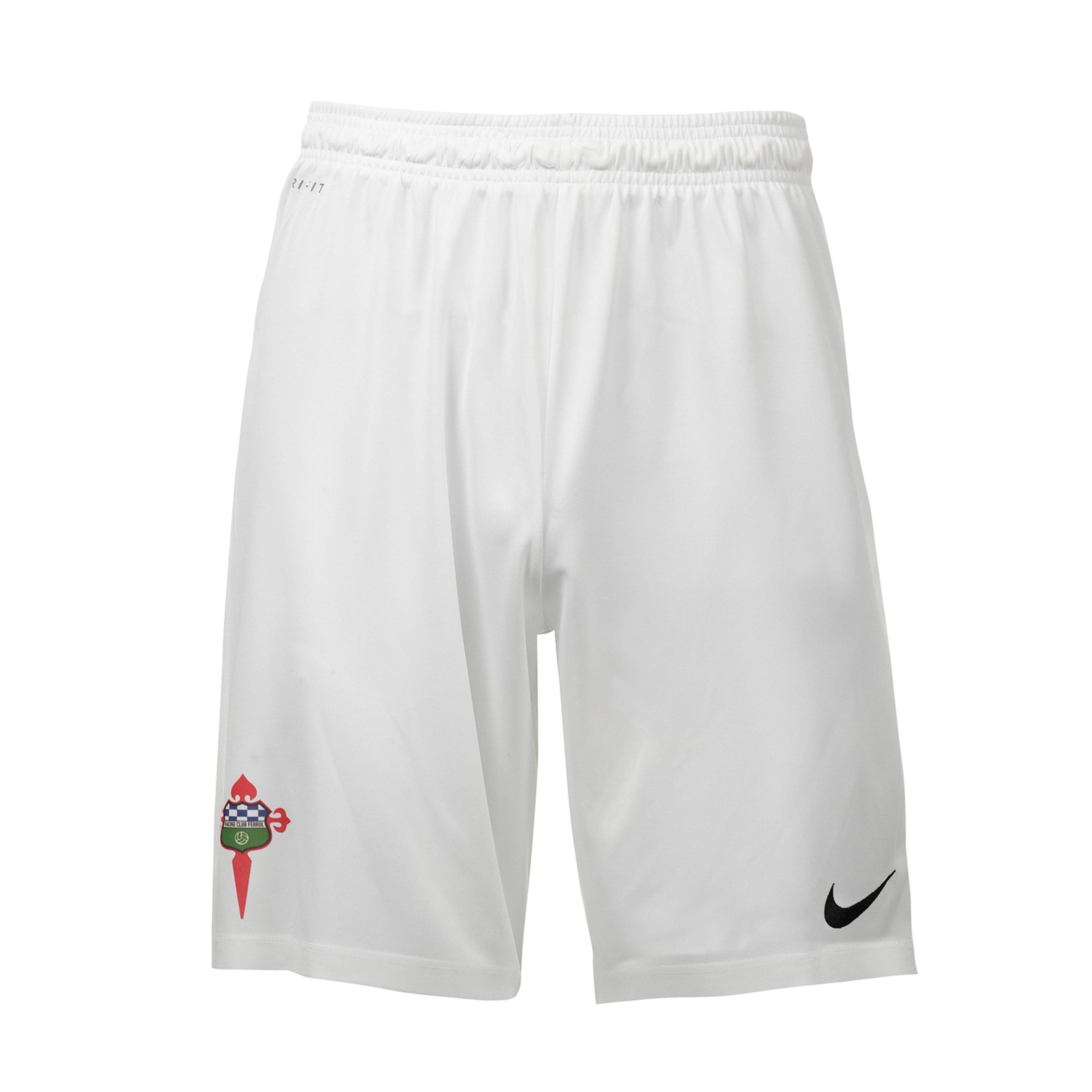 Pantalón Corto Blanco RCF