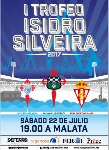 cartel I Trofeo Isidro
