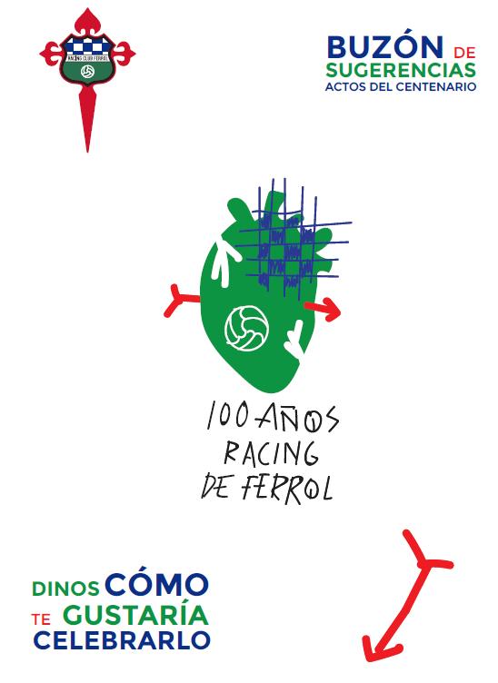 Web Oficial Racing Club Ferrol S.A.D.