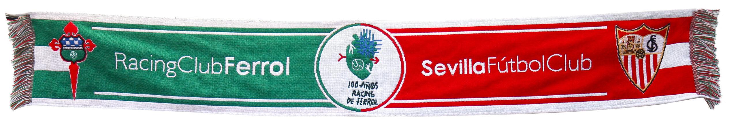 Bufanda Centenario- RCF- SEV