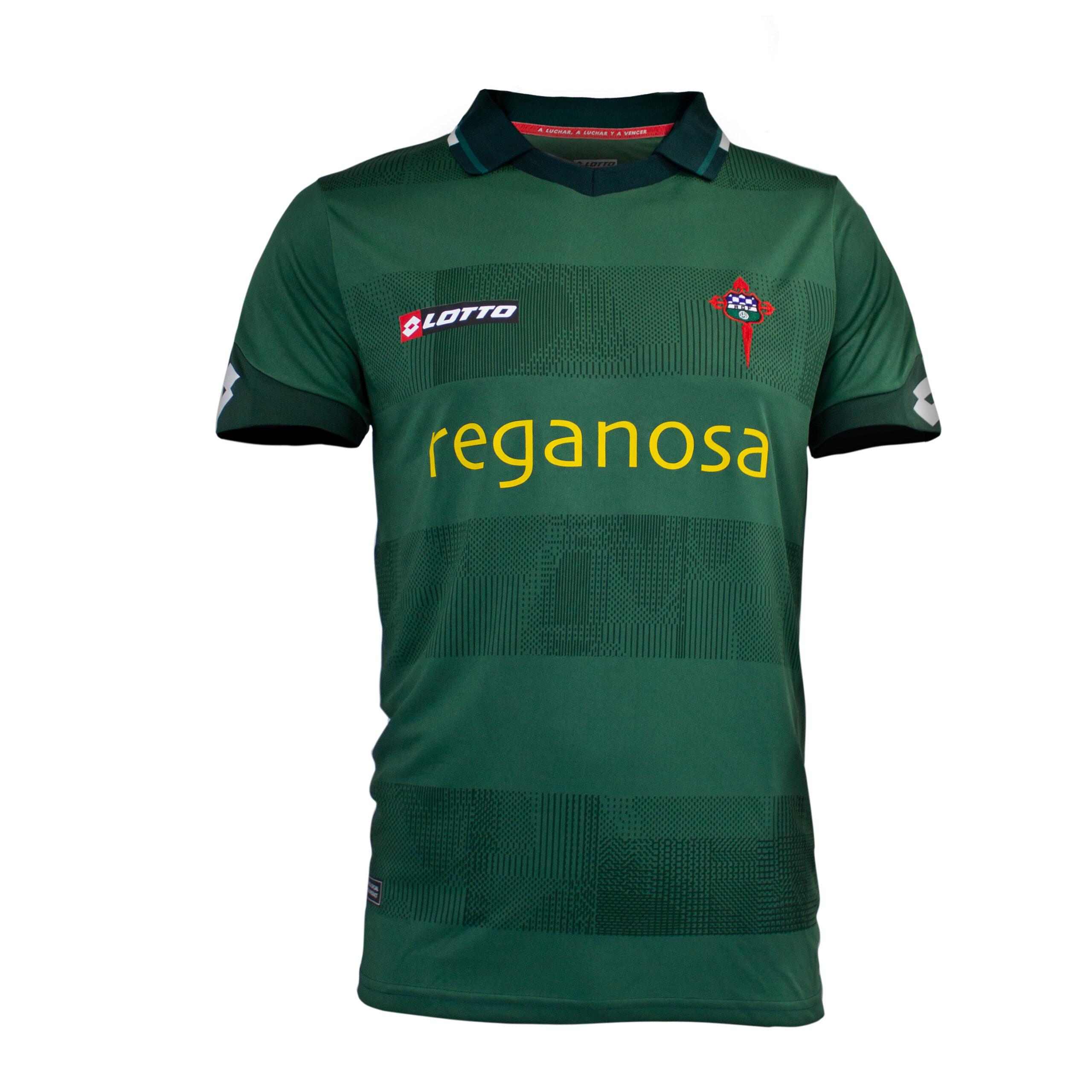 Camiseta RCF- 1ª Equipación Temporada 2020/2021